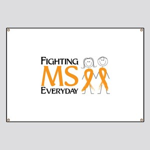 Fighting MS Everyday Banner