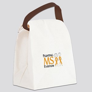 Fighting MS Everyday Canvas Lunch Bag