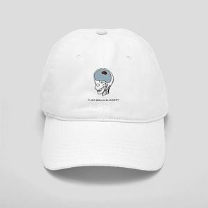 I had brain surgery Cap