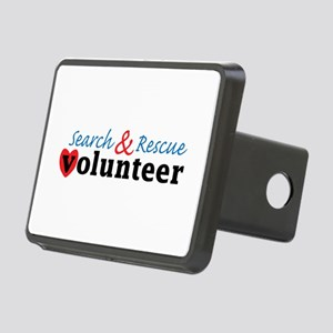 Search Rescue volunteer Hitch Cover