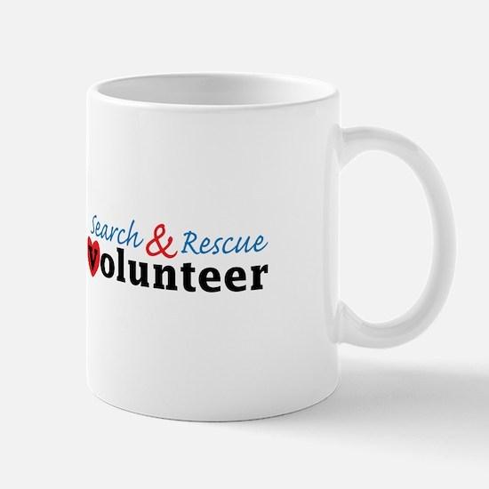 Search Rescue volunteer Mugs