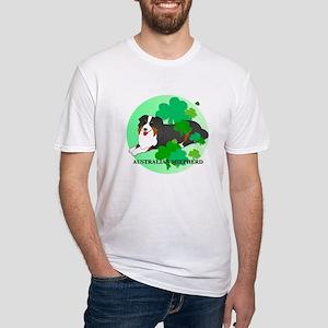 Australian Shepherd Fitted T-Shirt