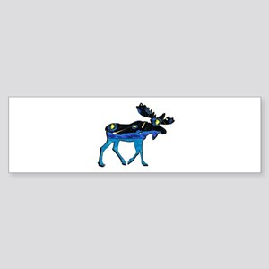 MOOSE IT Bumper Sticker