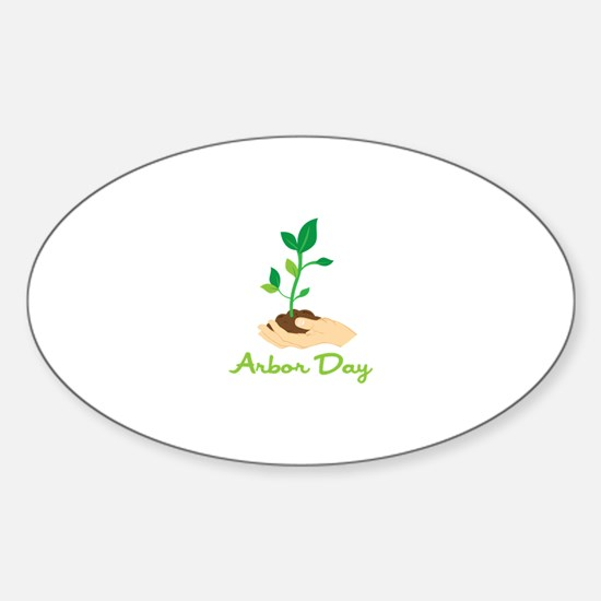 Arbor Day Decal
