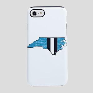 FOR NORTH CAROLINA iPhone 7 Tough Case