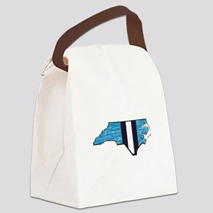 FOR NORTH CAROLINA Canvas Lunch Bag