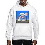 Littering Fine Hooded Sweatshirt