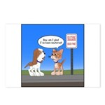 Littering Fine Postcards (Package of 8)