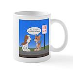 Littering Fine Mug