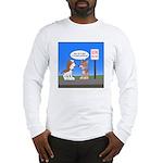 Littering Fine Long Sleeve T-Shirt