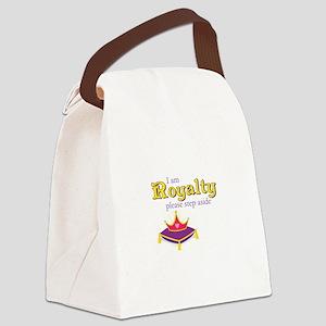 I am Royalty Canvas Lunch Bag
