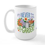 Plant a Garden Large Mug