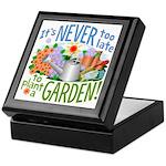 Plant a Garden Keepsake Box