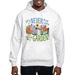 Plant a Garden Hooded Sweatshirt