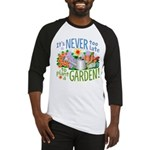 Plant a Garden Baseball Jersey