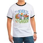 Plant a Garden Ringer T