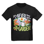 Plant a Garden Kids Dark T-Shirt