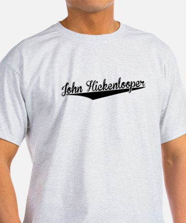 John Hickenlooper, Retro, T-Shirt
