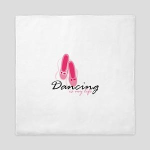 Dancing Ballerina Queen Duvet