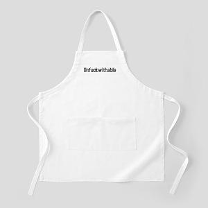 unfuckwithable BBQ Apron