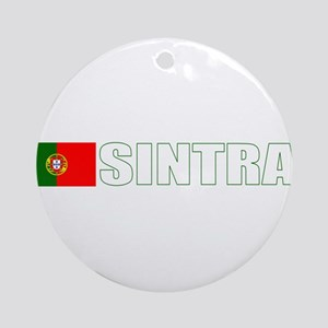 Sintra, Portugal Ornament (Round)