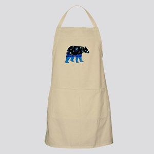 BEAR SKY Light Apron