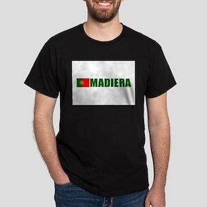 Madiera, Portugal Dark T-Shirt