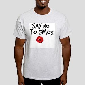 Say No To GMOs Light T-Shirt