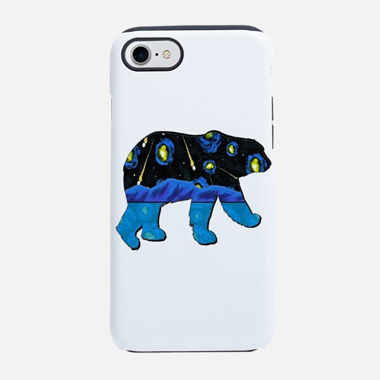 POLAR NIGHTS iPhone 7 Tough Case