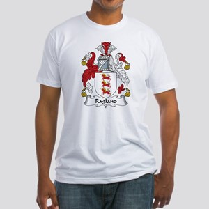 Ragland (Wales) Fitted T-Shirt