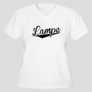 Lampe, Retro, Plus Size T-Shirt