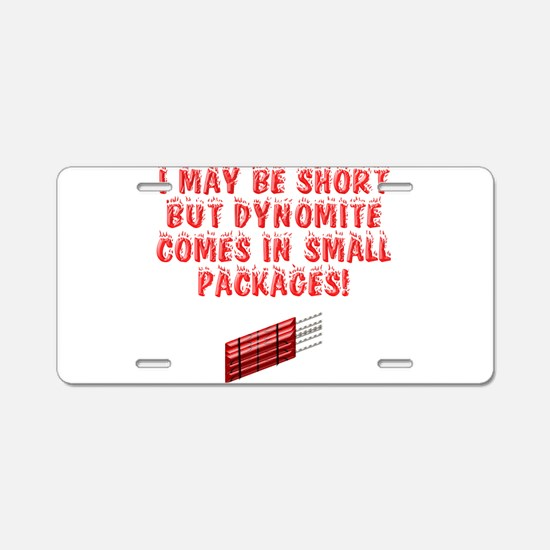 dyno_small.png Aluminum License Plate