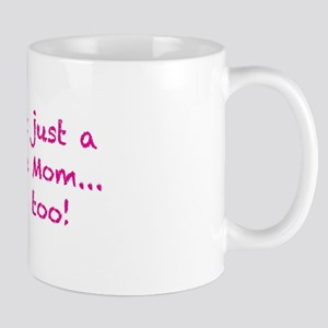 Not just a jiu jitsu mom Mug