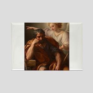 Anton Raphael Mengs - Dream of St Joseph - Circa 1