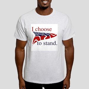 Stand National Anthem Light T-Shirt