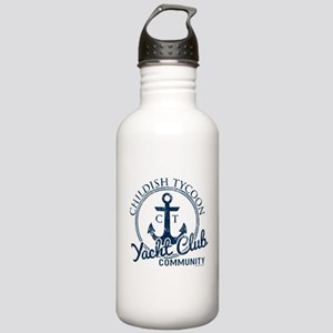 Childish Tycoon Stainless Water Bottle 1.0L
