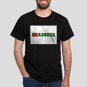 Azores, Portugal Dark T-Shirt