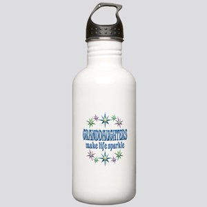 Granddaughters Sparkle Stainless Water Bottle 1.0L