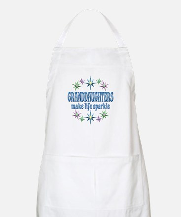 Granddaughters Sparkle Apron