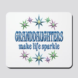 Granddaughters Sparkle Mousepad