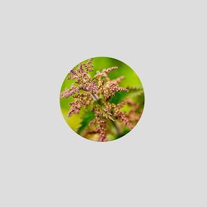beautiful nettle Mini Button