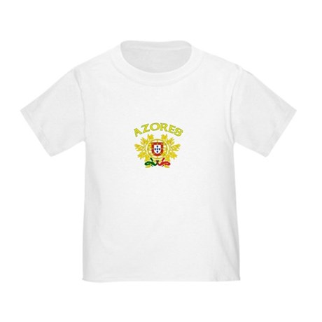Azores, Portugal Toddler T-Shirt