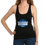 Save Greendale Committee Racerback Tank Top
