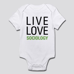 Sociology Infant Bodysuit