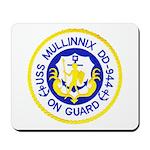 USS MULLINNIX Mousepad