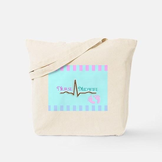Nurse Midwife 4 Tote Bag