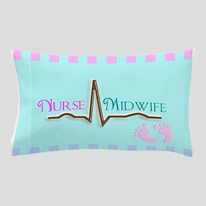 Nurse Midwife 4 Pillow Case
