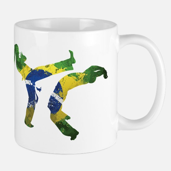 Capoeira Mugs
