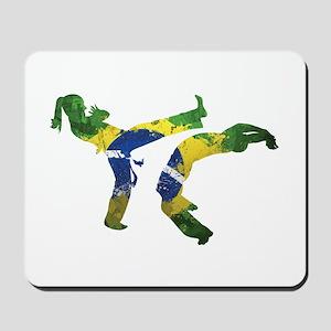 Capoeira Mousepad