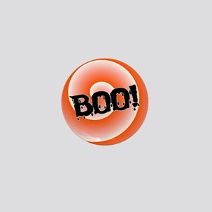 BOO! HALLOWEEN Mini Button